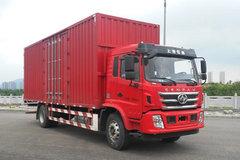 上汽红岩 杰豹 215马力 4X2 7.8米厢式载货车(CQ5186XXYALDG561) 卡车图片