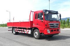 上汽红岩 杰豹 160马力 4X2 6.75米栏板载货车(CQ1166AKDG501) 卡车图片