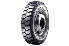 万力 SAP05(10.00R20)全钢矿山工地轮胎