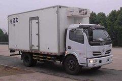 东风 多利卡D7 156马力 5.15米冷藏车(EQ5080XLC8BDCAC)