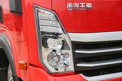 重汽王牌 瑞狮 156马力 4.16米单排仓栅式轻卡(CDW5040CCYHA1R5) 卡车图片