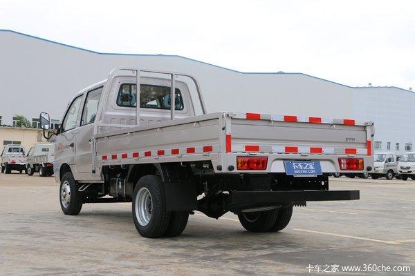 小卡我选黑豹优惠0.3万Q3载货车促销中