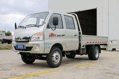 北汽黑豹 H3 71马力 柴油 3.1米双排栏板微卡(BJ1030W10HS) 卡车图片