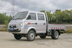 北汽黑豹 H5 1.5L 71马力 柴油 2.52米双排栏板微卡(BJ1035W10HS)