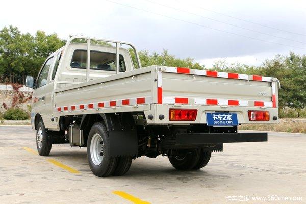 优惠0.2万黑豹H7载货车促销中