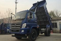 福田 瑞沃E3 160马力 4X2 4.35米自卸车(BJ3043D8PEA-FC) 卡车图片