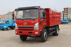 一汽红塔 解放经典5系 129马力 4X2 4.06米自卸车(万里扬6挡)(CA3040K35L3E5) 卡车图片