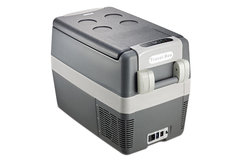 英得尔 车载冰箱T50压缩机冰箱汽车冰箱 灰色