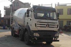 北奔 NG80B系列 375马力 8X4 5.5方混凝土搅拌车(ND5310GJBZ27)