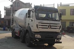 北奔 NG80B系列 340马力 8X4 7.6方混凝土搅拌车(ND5310GJBZ41)