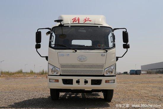 解放 J6F 165马力 4.21米单排仓栅式轻卡(CA2049CCYP40K2L1T5E5A84)