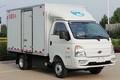 凯马 锐航 3.5T 3.6米单排纯电动冷藏车(KMC5033XLCBEVA285X1)图片
