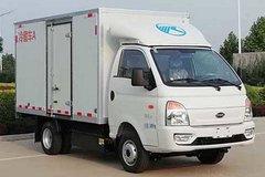 凯马 锐航 3.5T 3.9米单排纯电动冷藏车(KMC5033XLCBEVA285X1)60.21kWh