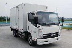 凯马 凯捷M3 4.5T 4.16米单排纯电动厢式轻卡(KMC5042XXYBEVC336M3)