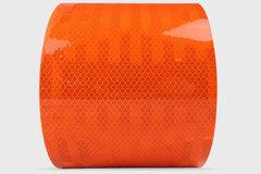 3M 橙色反光带 油罐汽车危险品车身警示贴