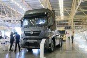 东风商用车 天龙KL重卡 450马力 6X4牵引车(DFH4250D)
