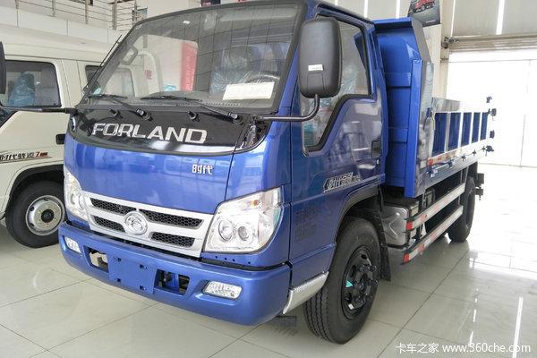 福田 时代金刚 95马力 3米自卸车(BJ3076DDPDA-FA)