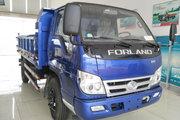 福田 时代金刚3 工程型 120马力 4X2 3.5米自卸车(BJ3046D8PDA-FA)