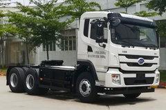 比亚迪 Q1 39T 6X4 纯电动牵引车(BYD4250DDABEV)