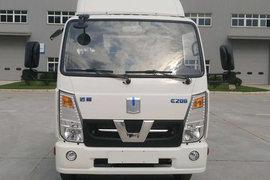 吉利远程 E200 7.35T 4.14米单排纯电动厢式轻卡