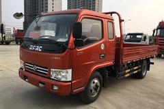 东风 多利卡D6-M 115马力 3.8米排半栏板轻卡(万里扬)(EQ1041L7BDF) 卡车图片
