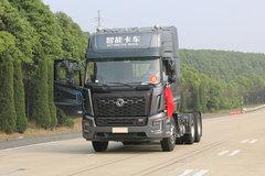 东风商用车 天龙D315重卡 420马力 6X4自动驾驶牵引车