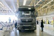 东风商用车 新天龙KL重卡 465马力 6X4牵引车(3.64速比)(DFH4250D)