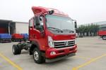 中国重汽成都商用车(原重汽王牌) 瑞狮 150马力 3.86米单排仓栅式轻卡(CDW5040CCYHA1R5)图片