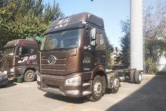 一汽解放 J6P重卡 280马力 6X2 7.7米仓栅式载货车(CA5250CCYP63K1L6T3A1E5) 卡车图片