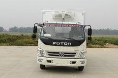 福田 奥铃TX 110马力 4X2 4.085米冷藏车(松川牌)