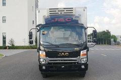 江淮 新帅铃H384 154马力 4X2 5.175米单排冷藏车(松川牌)