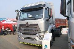 中国重汽 豪瀚N7G重卡 430马力 6X4 LNG牵引车(银色)(ZZ4255N3847E1L) 卡车图片