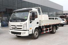 跃进 上骏X500-33 125马力 4.17米单排栏板轻卡(SH1042KFDCWZ) 卡车图片