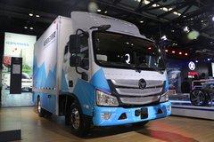 福田 欧马可EV 单排厢式纯电动轻卡