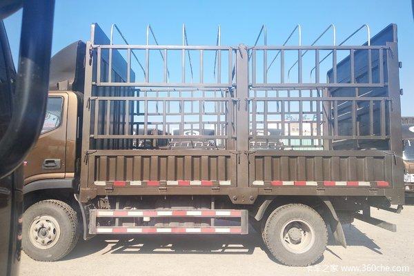 优惠0.5万西安福田瑞沃ES3载货车促销