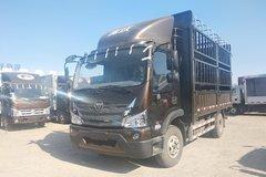 福田 瑞沃ES3 160马力 4X2 4.18米单排仓栅式轻卡(BJ5043CCY-AH) 卡车图片