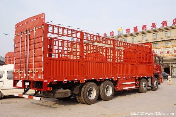 优惠0.5万东风天龙8.6米载货车促销中
