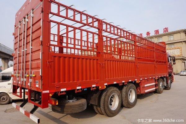 仅售27.81万东风天龙载货车优惠促销