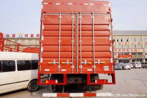 仅售24.80万元东风天龙载货车优惠促销