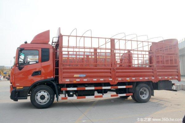 旺季优惠0.6万东风天锦KR载货车促销中
