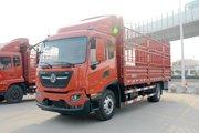东风商用车 天锦KR 180马力 4X2 5.8米排半仓栅式载货车(DFH5160CCYE)
