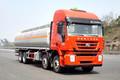 上汽红岩 杰狮M500 320马力 8X4 运油车(铁马牌)(XC5310GYYYHAA)图片