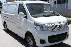 长安轻型车 睿行EM80 2020款 2.81T 4.81米纯电动平顶背掀门厢式运输车(续航240km)41.86kWh 卡车图片