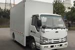 庆铃 五十铃EV100 4.5T 4.17米单排纯电动厢式轻卡(QL5040XXYBEVECCA)图片