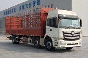 福田 欧曼新ETX 6系重卡 280马力 6X2 9.6米仓栅式载货车(BJ5257CCY-XA)