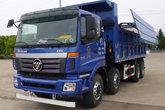 福田 欧曼ETX 9系重卡 375马力 8X4 6.8米自卸车(BJ5313ZLJ-AF)