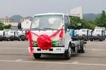 庆铃 五十铃EV100 4.5T 4.25米单排纯电动厢式轻卡(QL5041XXYBEVECCA1)图片