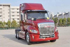 江淮 格尔发V7重卡 560马力 6X4长头牵引车(HFC4253P14K7E33S7V) 卡车图片