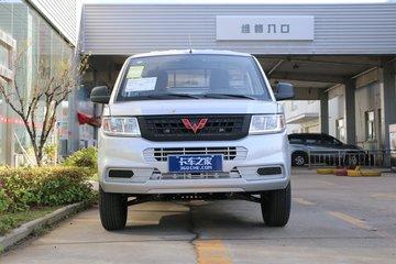 五菱 荣光新卡 1.8L 125马力 汽油 3.15米单排栏板微卡(LZW1028T6)