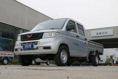 五菱 荣光新卡 1.8L 133马力 汽油 2.45米双排栏板微卡(LZW1028STY)